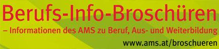 AMS Berufs Info Broschüren