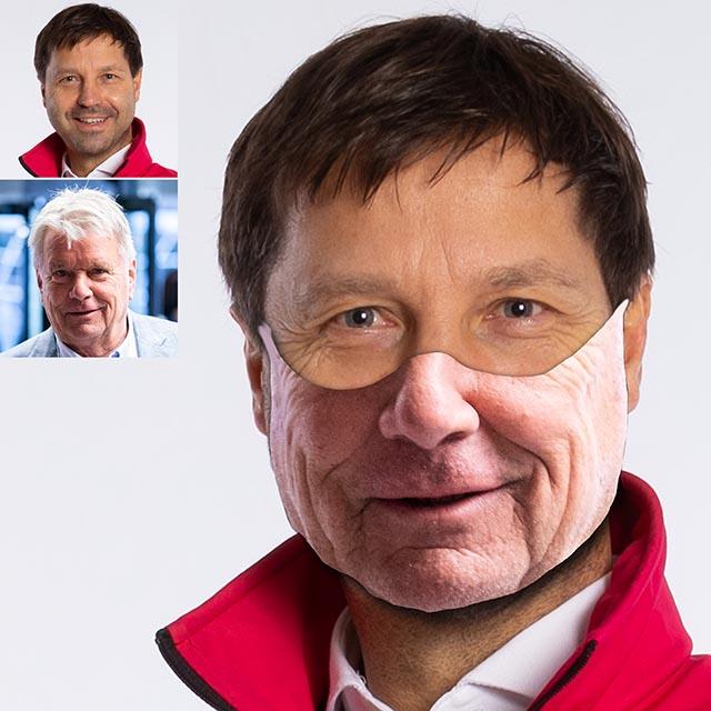 Markus Unterdorfer-Morgenstern | Hans Peter Haselsteiner