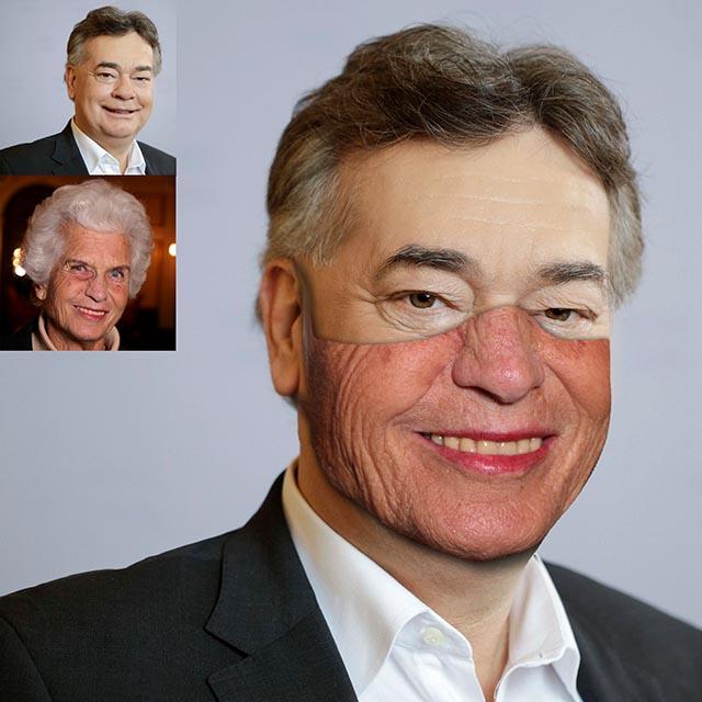 Werner Kogler | Freda Meissner-Blau